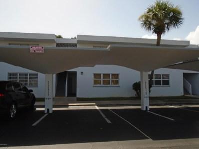 8401 N Atlantic Avenue UNIT A16, Cape Canaveral, FL 32920 - MLS#: 821546