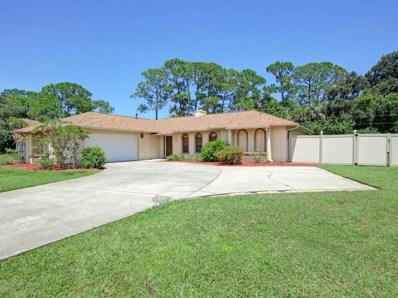 611 Emerson Drive, Palm Bay, FL 32907 - MLS#: 821589