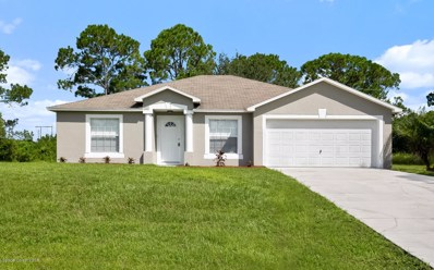 3196 Tilden Road, Palm Bay, FL 32909 - MLS#: 821602