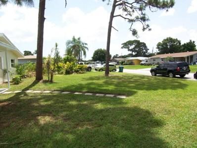 2484 Pawnee Drive, Melbourne, FL 32935 - MLS#: 821614