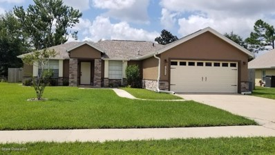 2985 Jacaranda Trail, Titusville, FL 32780 - MLS#: 821622
