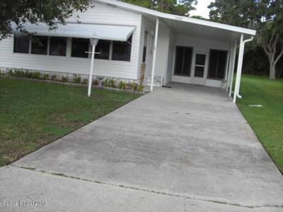 1040 Sebastian Road UNIT 1, Micco, FL 32976 - MLS#: 821623