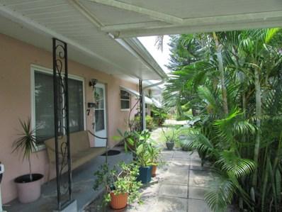 747 Cheyenne Avenue, Melbourne, FL 32935 - MLS#: 821633