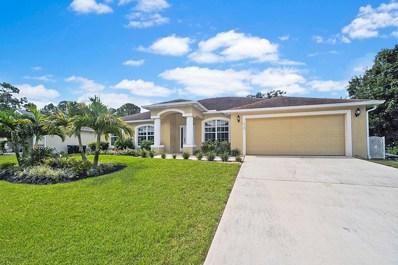512 Ortega Street, Palm Bay, FL 32909 - MLS#: 821680