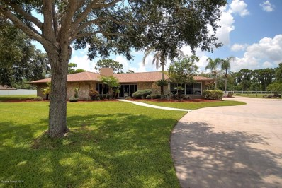 4107 Pinewood Road, Melbourne, FL 32934 - MLS#: 821694