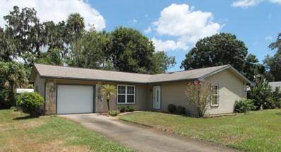 4385 Westlake Drive, Titusville, FL 32780 - MLS#: 821710