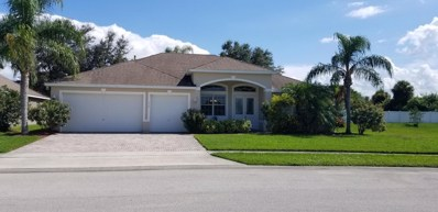 512 Glenbrook Circle, Rockledge, FL 32955 - MLS#: 821767