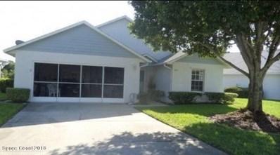 843 Villa Drive, Melbourne, FL 32940 - MLS#: 821775