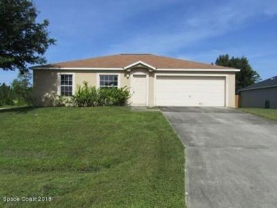 2898 Felda Avenue, Palm Bay, FL 32909 - MLS#: 821791