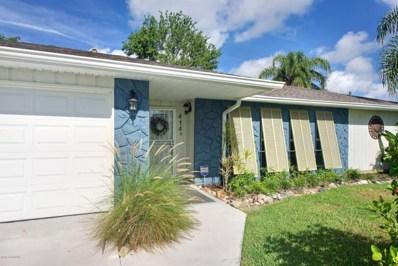 414 Harvey Avenue, Palm Bay, FL 32907 - MLS#: 821828