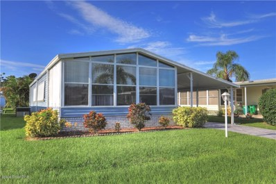 333 Macadamia Drive, Barefoot Bay, FL 32976 - MLS#: 821880