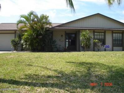 291 Coral Way, Indialantic, FL 32903 - MLS#: 821883