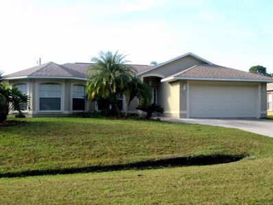 618 Sturbridge, Palm Bay, FL 32909 - MLS#: 821892