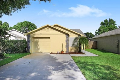 4133 Bayberry Drive, Melbourne, FL 32901 - MLS#: 821897