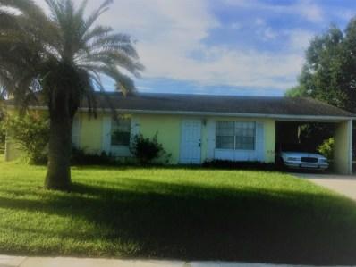 1331 Cindy Circle, Palm Bay, FL 32905 - MLS#: 821911