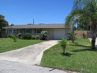 242 Brian Drive, Indialantic, FL 32903 - MLS#: 821915