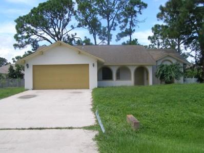 57 NW Emerson Drive, Palm Bay, FL 32907 - MLS#: 821918