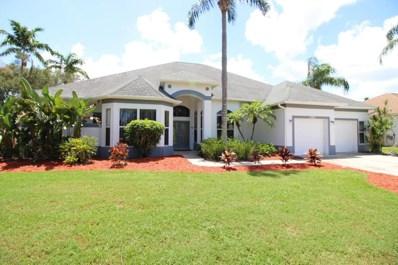 1295 Mercedes Drive, Merritt Island, FL 32952 - MLS#: 821920