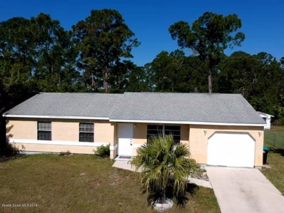 1962 Timbruce Road, Palm Bay, FL 32909 - MLS#: 821928