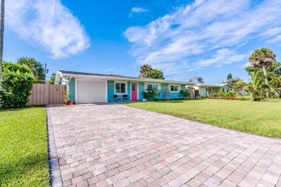 221 Coconut Drive, Indialantic, FL 32903 - MLS#: 821929