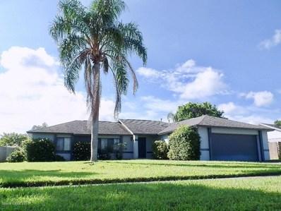 2793 Woodsmill Drive, Melbourne, FL 32934 - MLS#: 821930
