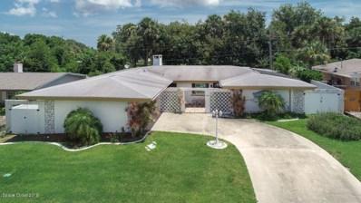 3506 E Roundtree Drive, Cocoa, FL 32926 - MLS#: 821948
