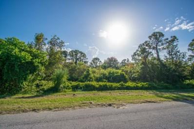 3912 Rambling Acres Drive, Titusville, FL 32796 - MLS#: 821962