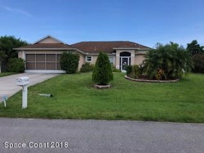 1341 Camas Avenue, Palm Bay, FL 32907 - MLS#: 821975