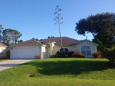 175 Inez Street, Palm Bay, FL 32909 - MLS#: 821985