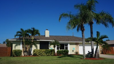 537 Carriage Circle, Satellite Beach, FL 32937 - MLS#: 821989
