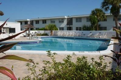 8401 N Atlantic Avenue UNIT H-14, Cape Canaveral, FL 32920 - MLS#: 822039