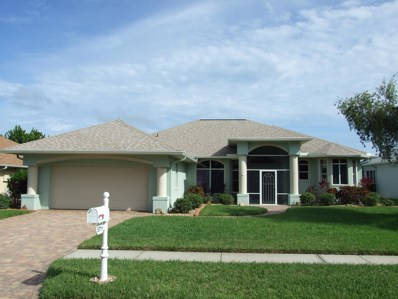 5711 Herons Landing Drive, Rockledge, FL 32955 - MLS#: 822052