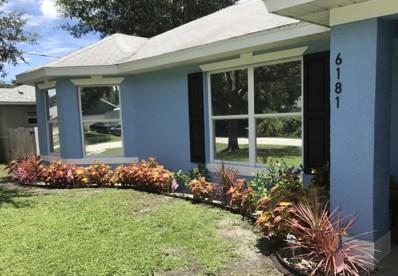 6181 Corning Road, Cocoa, FL 32927 - MLS#: 822070
