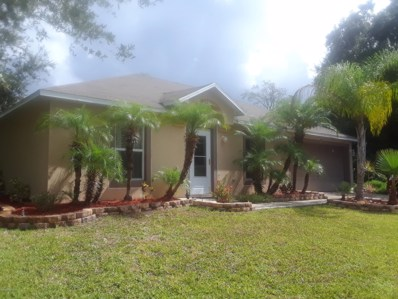 1127 Westunder Street, Palm Bay, FL 32909 - MLS#: 822083