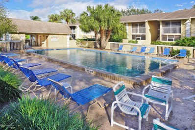 1698 Sunny Brook Lane UNIT G211, Palm Bay, FL 32905 - MLS#: 822111
