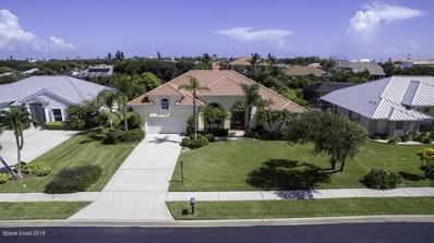 124 Signature Drive, Melbourne Beach, FL 32951 - MLS#: 822147