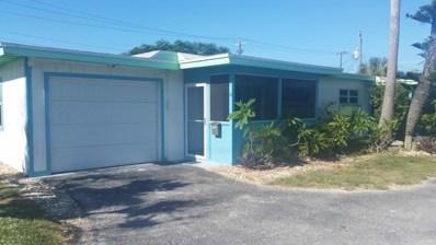 421 S Brevard Avenue UNIT 4, Cocoa Beach, FL 32931 - MLS#: 822153