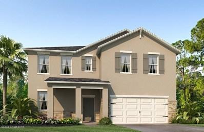 506 Horsemint Avenue, West Melbourne, FL 32904 - MLS#: 822180