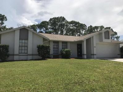 798 Americana Boulevard, Palm Bay, FL 32907 - MLS#: 822184