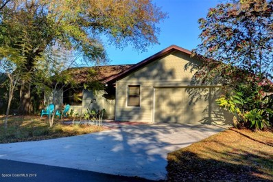 406 Lemon Grove Avenue, Melbourne, FL 32904 - MLS#: 822189