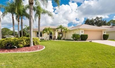 837 Norden Street, Palm Bay, FL 32907 - MLS#: 822194