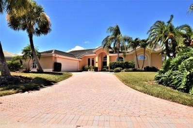500 River Moorings Drive, Merritt Island, FL 32953 - MLS#: 822196