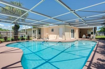 235 Bonnie Court, Satellite Beach, FL 32937 - MLS#: 822212