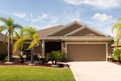2640 Snapdragon Drive, Palm Bay, FL 32907 - MLS#: 822251