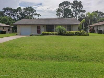 1606 Nebraska Street, Palm Bay, FL 32907 - MLS#: 822261