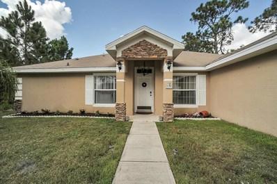 1818 Pirate Avenue, Palm Bay, FL 32909 - MLS#: 822280