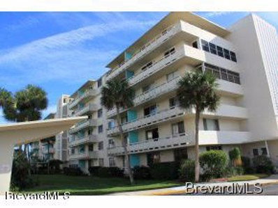 2020 N Atlantic Avenue UNIT 308, Cocoa Beach, FL 32931 - MLS#: 822303