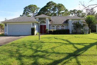 1432 Hero Street, Palm Bay, FL 32909 - MLS#: 822325