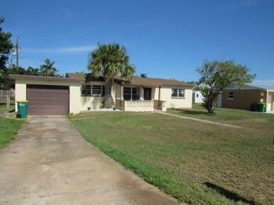 441 Sea Gull Drive, Satellite Beach, FL 32937 - MLS#: 822383