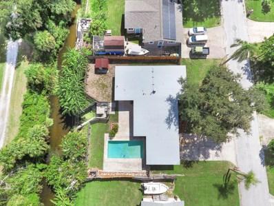 530 Timuquana Drive, Merritt Island, FL 32953 - MLS#: 822398